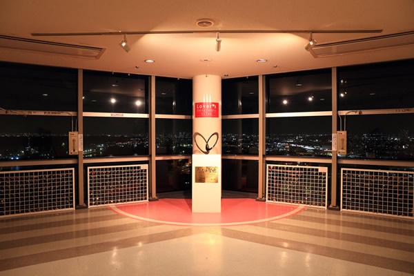 千葉ポートタワー雰囲気