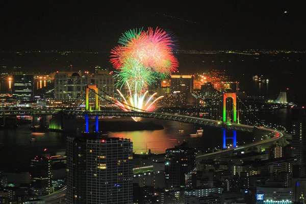 Special Thanks~夜景と花火の今まで~