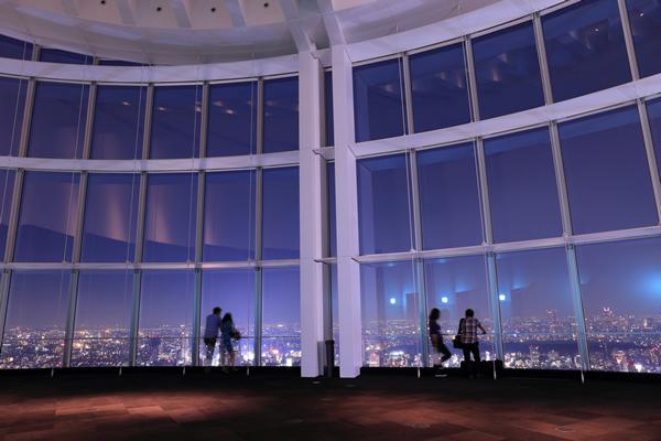 六本木ヒルズ 展望台 の雰囲気