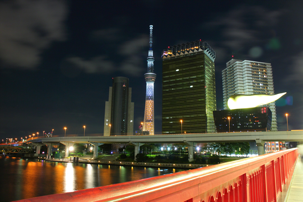 東京スカイツリー 『煌』