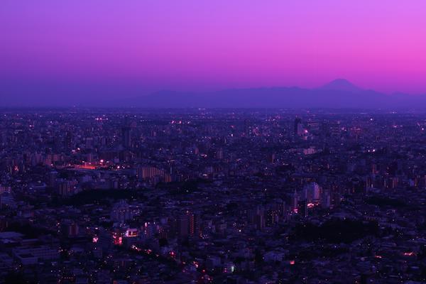 サンシャイン60展望台の夜景スポット情報