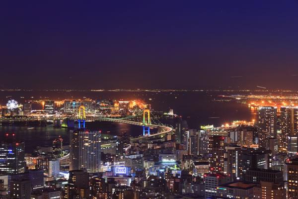 東京タワー特別展望台の夜景スポット情報
