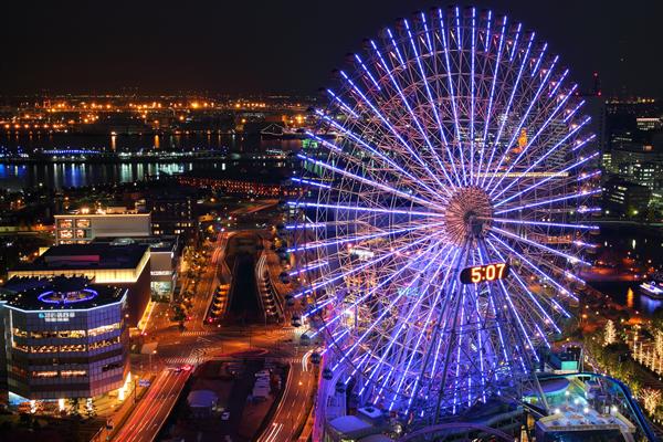横浜ベイホテル東急 パークビュー