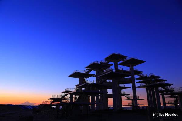 富津岬展望台(明治百年記念展望台)の夜景スポット情報