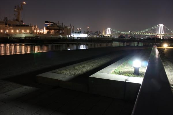 潮風公園の夜景スポット情報