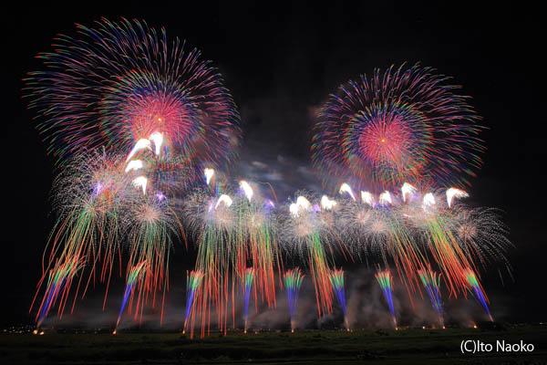 神明の花火2016