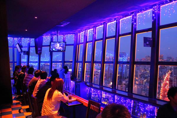 東京タワー大展望台1階『カフェ ラ・トゥール』