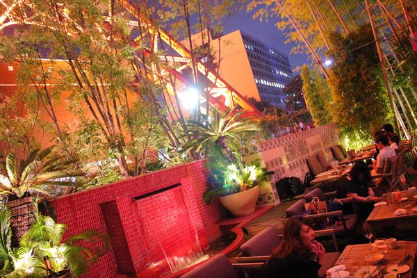 東京タワー目の前!【Terrace Dining TANGO】☆