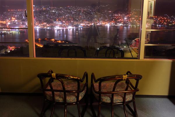 長崎ホテル清風の宿泊者限定☆夜景