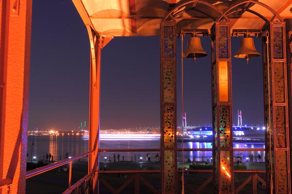 赤レンガ倉庫の夜景スポット情報
