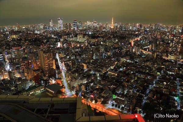 恵比寿ガーデンプレイスの夜景スポット情報