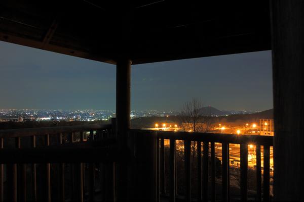 犬山ひばりヶ丘公園の雰囲気