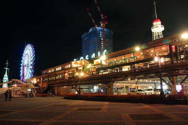 神戸 モザイク ショッピングモール