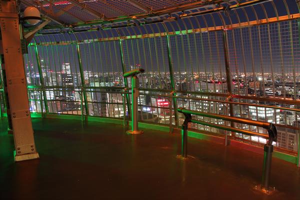 名古屋テレビ塔 屋外展望台