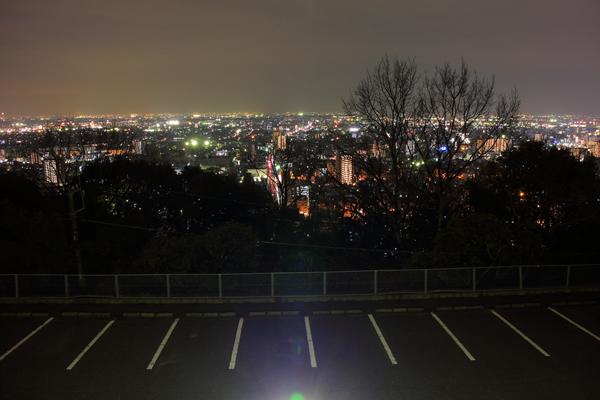 金華山展望公園