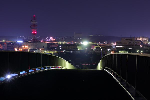 中の島大橋の夜景スポット情報