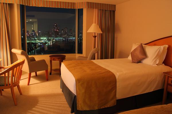 ホテル インターコンチネンタル東京ベイの宿泊者限定☆夜景