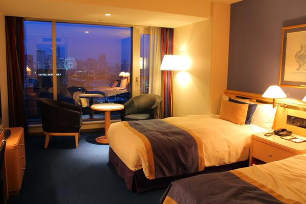 ホテル ニューグランドの宿泊者限定☆夜景