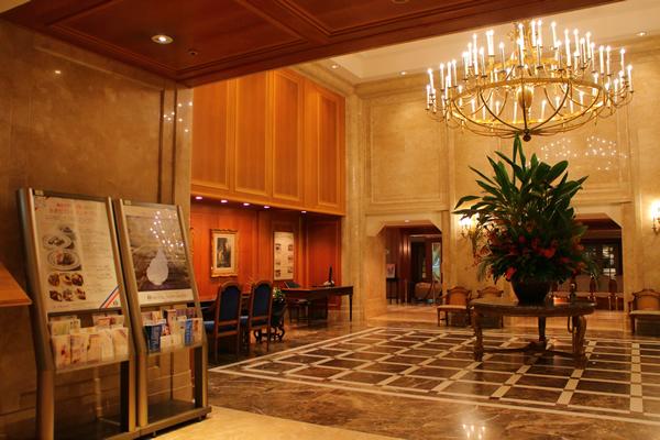ホテル ニューグランド内装