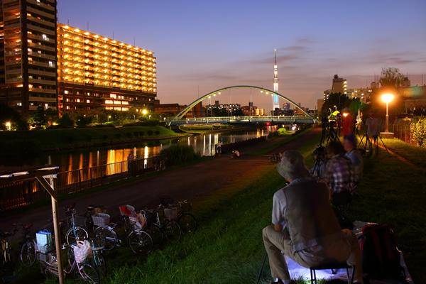 江東区民まつり亀戸地区夏まつり 2015 雰囲気