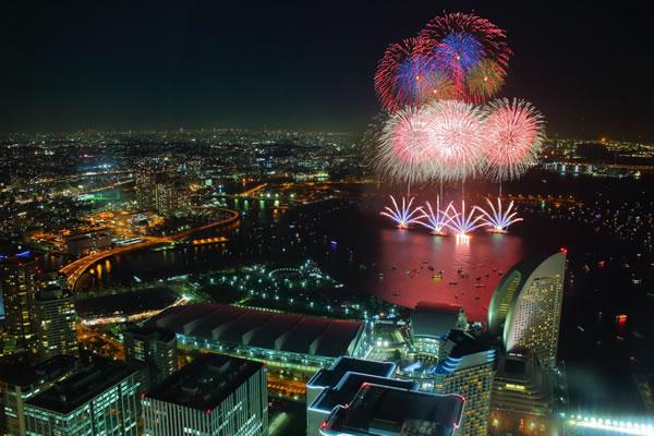 神奈川新聞花火大会2014