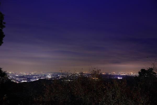 高尾山かすみ台展望台