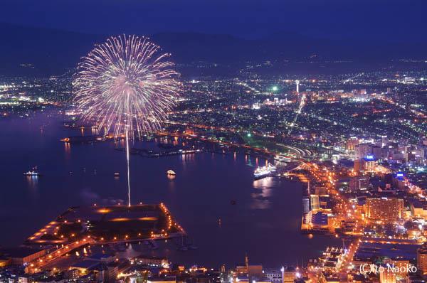 ★日本三大夜景と日本三大花火★