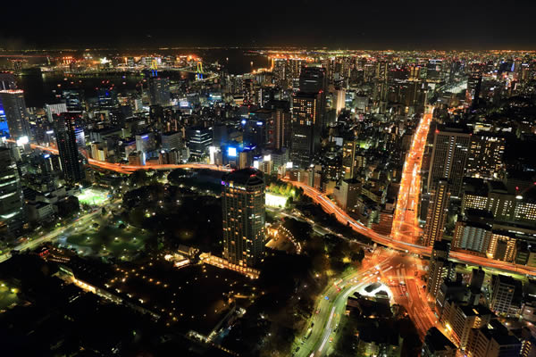 東京タワー特別展望台
