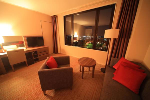 フルーツパーク富士屋ホテル 室内