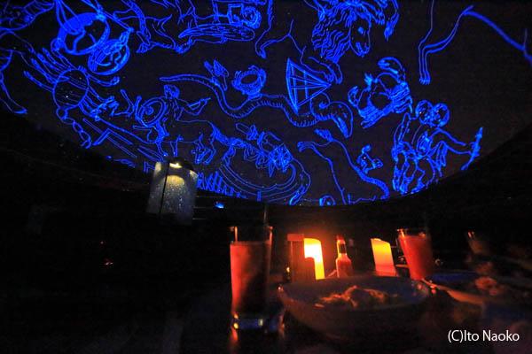 PLANETARIUM Starry Cafe