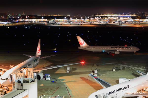 羽田空港 第1旅客ターミナル 展望デッキ