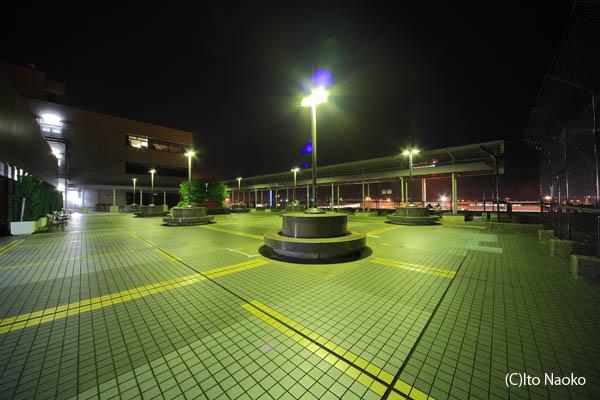 成田空港 第二ターミナル見学デッキ