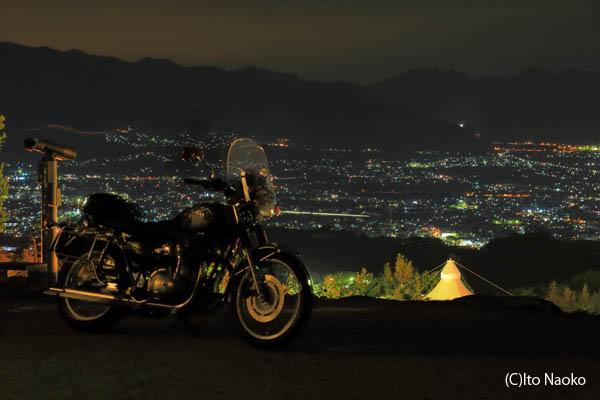 ~おススメの夜景ドライブへ~