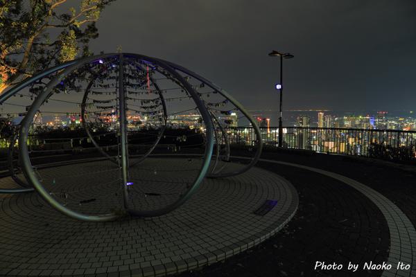 ヴィーナスブリッジの夜景スポット情報